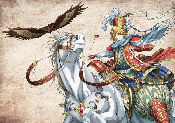 Shoukoku no Altair Episode 1-END Subtitle Indonesia