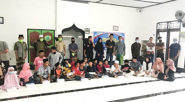 Spirit Ramadhan dan Aksi Peduli Covid 19 Pemuda Tembeng Putik