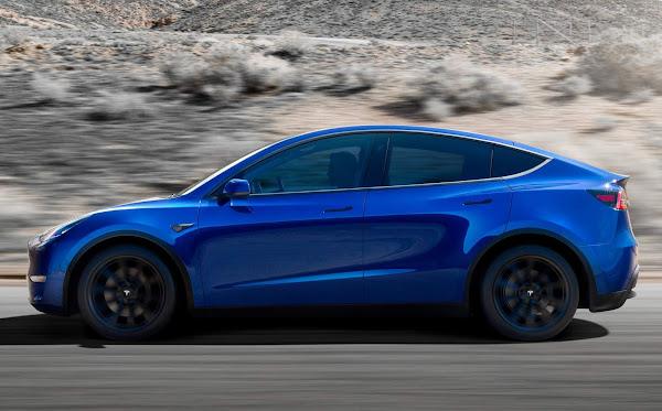 Tesla Model Y: atualização de R$ 11 mil melhora a aceleração 0 a 96 km/h em 0,5 s