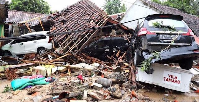 Ini Alasan Tak Ada Peringatan Dini Tsunami Banten-Lampung, BMKG Tuding PVMBG