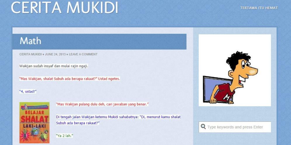 Cerita Mukidi