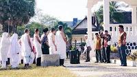 CJH Kota Bima Tak Lagi Dapat Layanan Pesawat Gratis dari Pemkot Bima