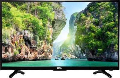 BPL Vivid 101cm (40 inch) Full HD LED TV