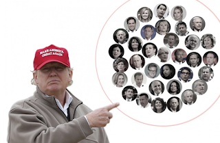 Gingrich, Christie Are The Leading Candidates To Be Trump's Running Mate