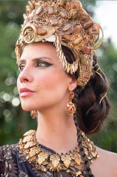 Camila Rodrigues em Genesis