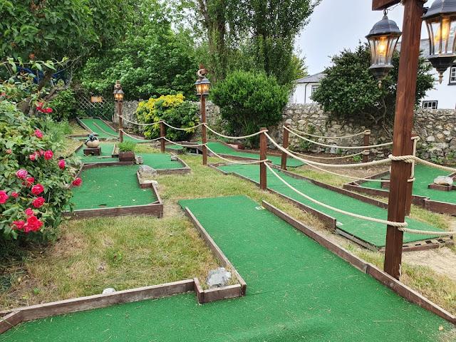Jungle Adventure Golf at Shanklin Village
