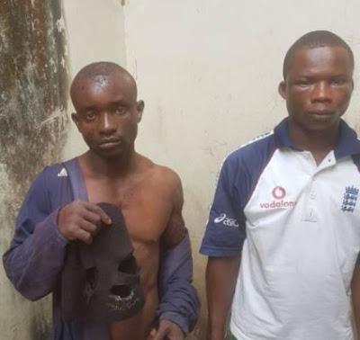 2 men arrested for slaughtering their neighbour in Ogun State