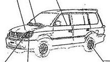 Service Manual Mitsubishi Kuda Diesel Kuda