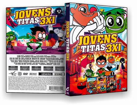 CAPA DVD – JOVENS TITA 3X1 – ISO