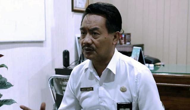 Kepala Dinas Pendidikan Lumajang Agus Salim