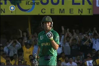 AB de Villiers 102* vs India Highlights