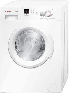 Bosch 6 kg Fully-Automatic Front Load Washing Machine (WAB 16060 IN)
