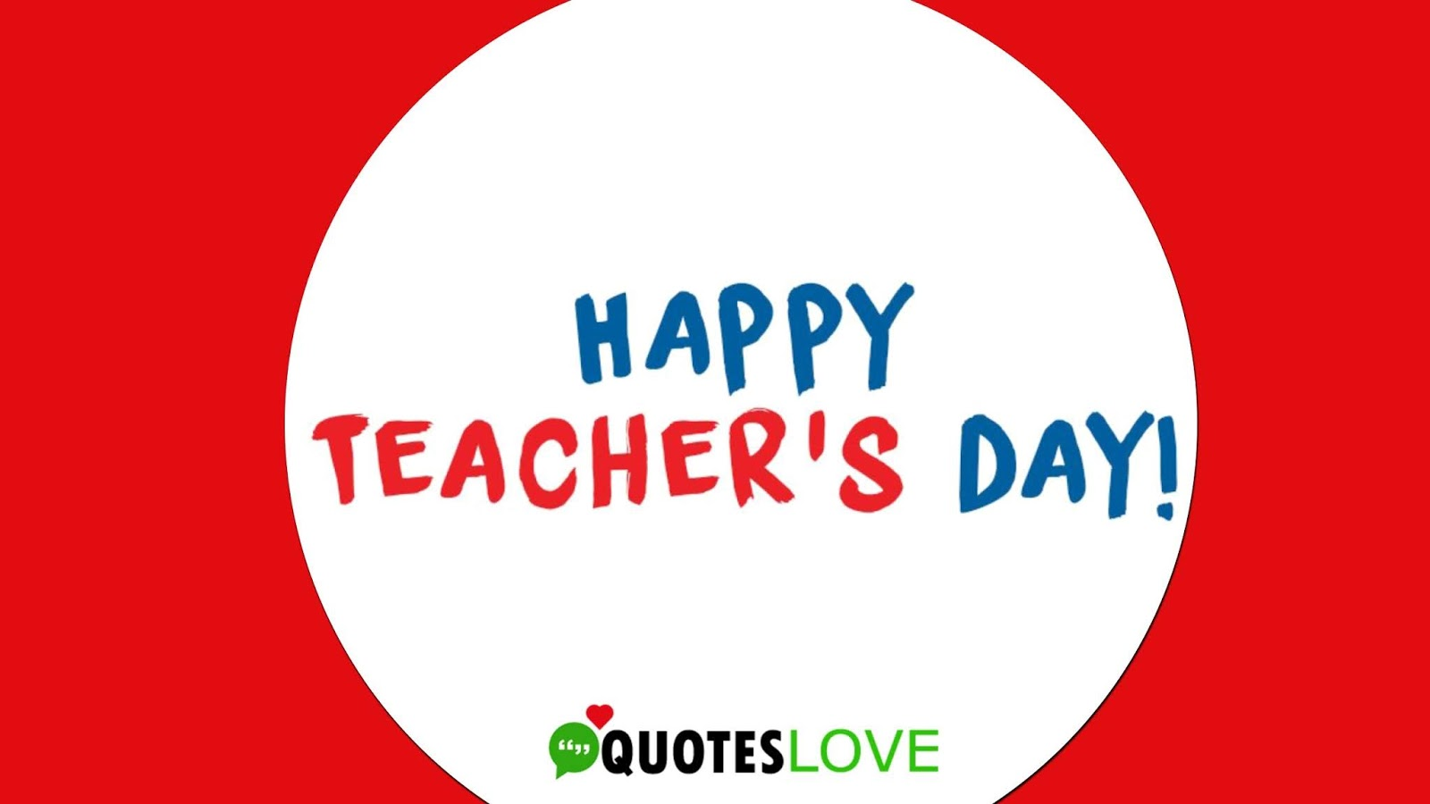 60+ (New) Happy Teachers Day Quotes, Status, Wishes, Images and Messages for Year 2019
