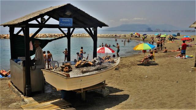 Playa de Pedralejo