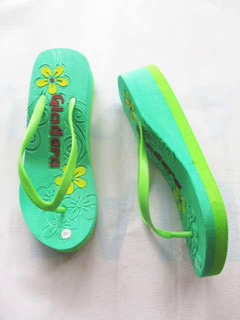 Sandal Wedges Pres Jely - Sandal Murah Online