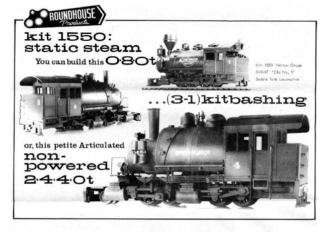 Nirvana Valley Model Railroad: 2-4-4-0 Steam Engine