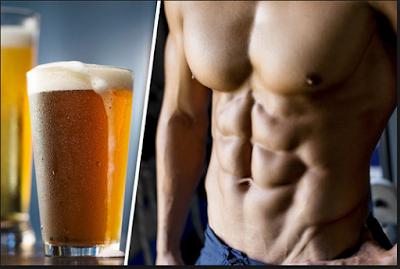 बियर पिने से मोटापा तथा पेट नहीं निकलता है - Latest Indians News