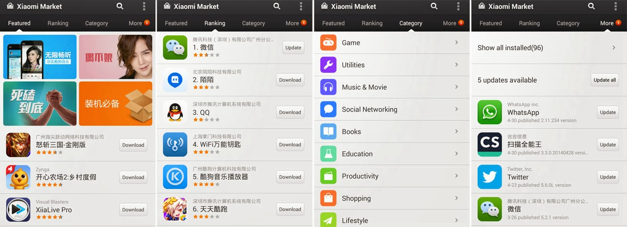 apk market for android
