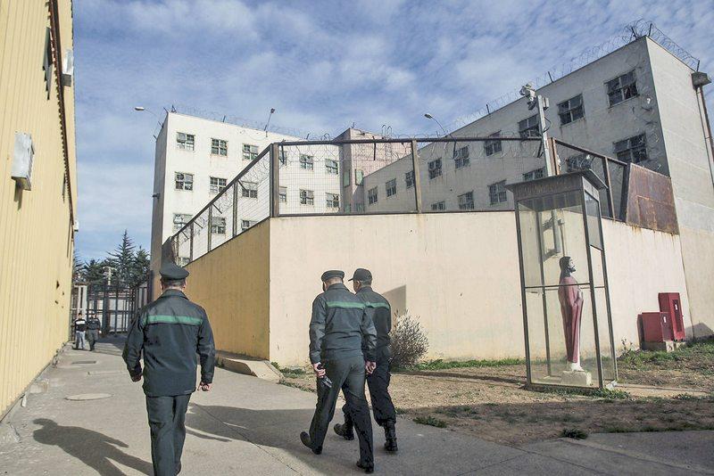 Escape en la cárcel de Valparaíso