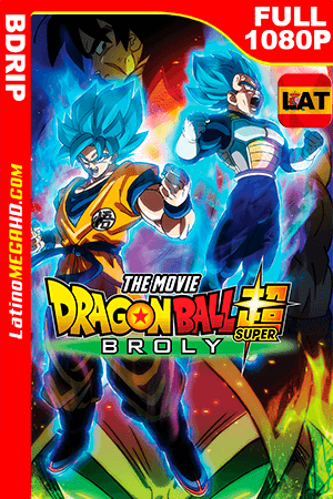 Dragon Ball Super: Broly (2018) Latino FULL HD BDRIP 1080P - 2018