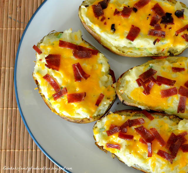 The Ultimate Twice Baked Potatoes: Family, Food, And Fun: Ultimate Twice Baked Potatoes