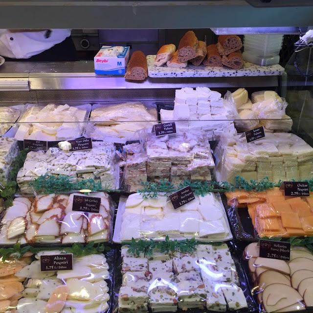 namlı gurme karaköy peynir şarküteri resimleri