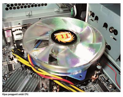 Penyebab Komputer PC Brisik dan Cara Mengatasinya