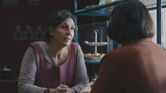 Elvira Mínguez en 'Desaparecidos. La Serie'