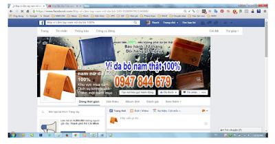 cam kết chất lượng để SEO Fanpage Facebook hiệu quả