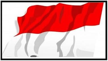 Sambut Kemerdekaan RI Ke-74, Jamaah Mushola Al Firdaus Kibarkan Bendera