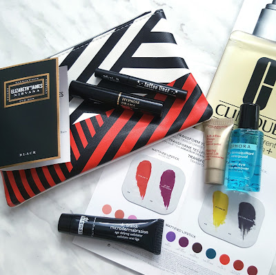 Sephora 2016 VIB Rouge Appreciation Week Event Recap + Haul, Stila star light star bright hilighting palette, Marc Jacobs Roleplay Lipstick, canadian beauty blogger, beauty blogger, Canada, Toronto, Beauty Blog, Make up haul, sephora haul, sephora vib rouge event