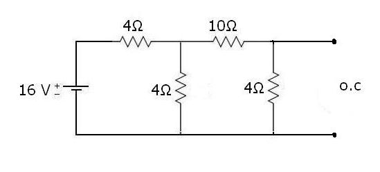 electrical circuits  u0026 network theorems  solved problem based on superposition theorem