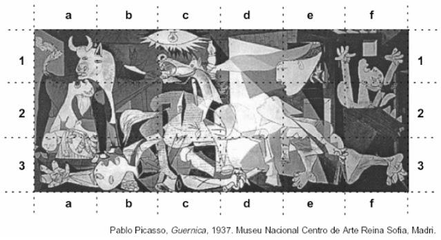 Pablo Picasso, Guernica, 1937. Museu Nacional Centro de Arte Reina Sofia, Madri.