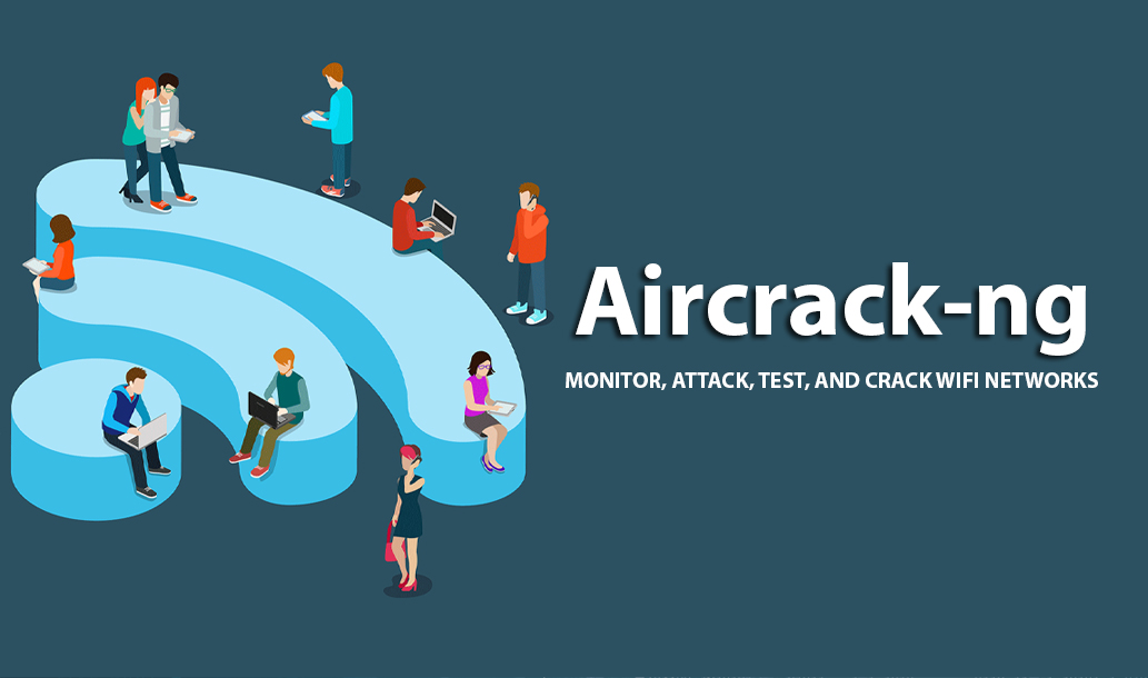 Aircrack-ng - WiFi Network Security Suite