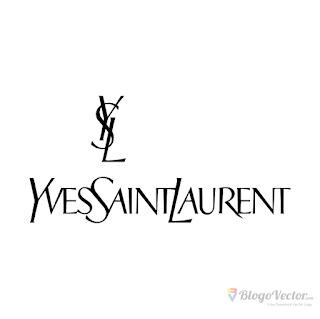 Yves Saint Laurent Logo vector (.cdr)
