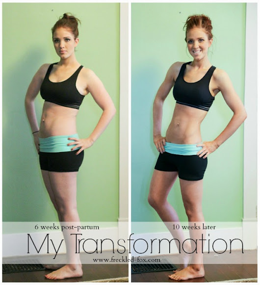 My Transformation, fitness progression an announcement, answers