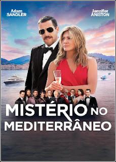 Baixar Mistério no Mediterrâneo Torrent Dublado - BluRay 720p/1080p