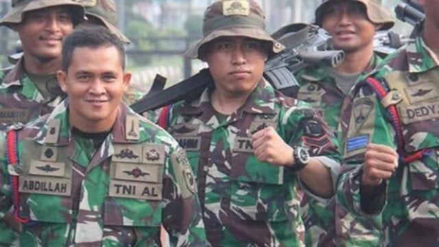 Mayor TNI Berdarah Denjaka Jadi Komandan Pasukan Elit Taifib 1 Marinir
