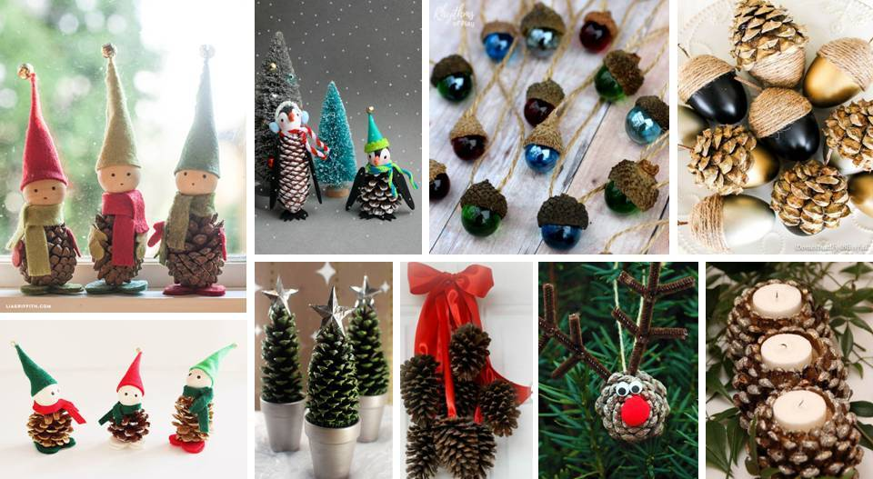 Pine Cone Christmas Tree Craft Project.The Best Diy Pine Cone Crafts Projects Making Fall A Thing Of Rustic