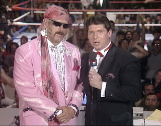 WWE / WWF Saturday Night's Main Event 1 (1985) - Jesse Venture & Vince McMahon called the show