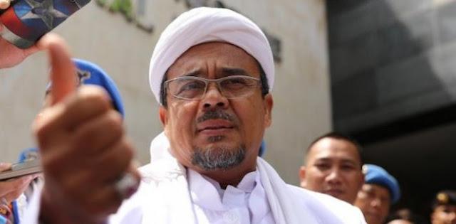Pesan Habib Rizieq, Umat Islam Harus Jaga Tradisi Reuni Akbar 212