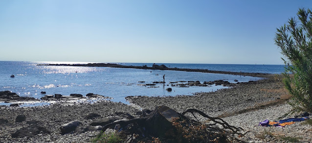 MOře Istria Chorvatsko