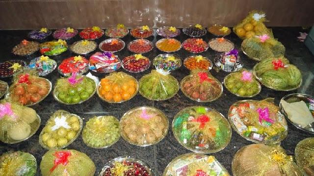 Kalyana Seer Varisai Thattu Items