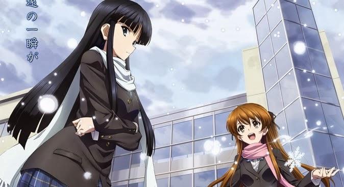 anime like shigatsu wa kimi no uso