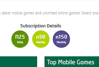 9Mobile Games Unlimited Free Browsing