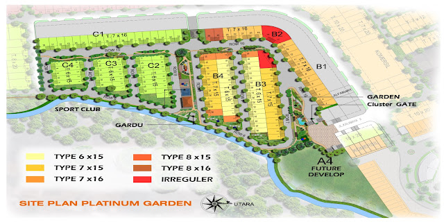 Cluster Platinum Garden 2 Tambun Bekasi