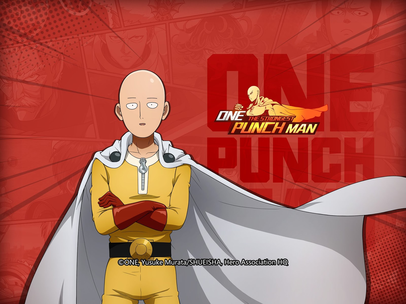 One Punch Man: The Strongest Pre-Registration, difference with OPM Road to Hero