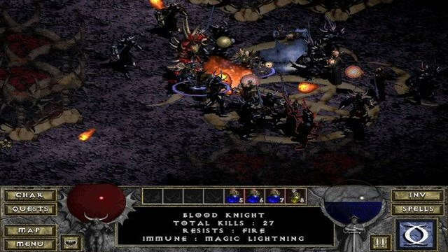 Download Diablo 1 PC Games Gameplay