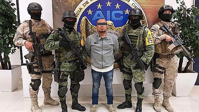 """Inicia el juicio contra """"El Marro"""" el líder del CDSRL, el único que públicamente amenazo a El Mencho y esta preso"""