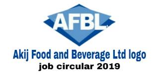 Akij Food and Beverage Ltd sales manager and sales sales officer job circular 2019. আকিজ ফুড অ্যান্ড বেভারেজ লিঃ সেলস ম্যানেজার ও সেলস অফিসার নিয়োগ বিজ্ঞপ্তি ২০১৯